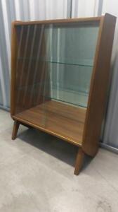 Retro Vintage Danish Style Solid Teak(NOT Teak Veneer) Bookshelf/Display Cabinet