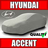 [hyundai Accent] Car Cover - Ultimate Full Custom-fit All Weather Protection