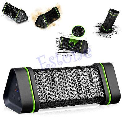 EARSON Waterproof Shockproof Wireless Bluetooth Stereo Speaker For iphone ipod