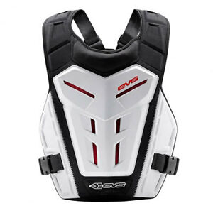 EVS REVO 4 Roost Guard Phantom White Adult