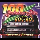 100 Jukebox Hits: 50's & 60's [Box] by Various Artists (CD, Dec-1997, 8 Discs, Madacy)