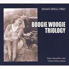 Boogie Woogie Triology * by Silvan Zingg (CD, Jan-2008, CD Baby (distributor))