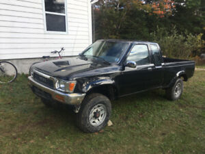1990 Toyota Other Pickups DLX