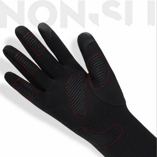 Winter Warm Gloves  Touch Screen Windproof Waterproof Anti-slip Thermal Bike Ski