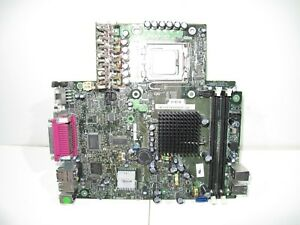 Dell-0DF131-LGA-775-Socket-T-Intel-Motherboard-WITH-PENTIUM-4-3-0GHz