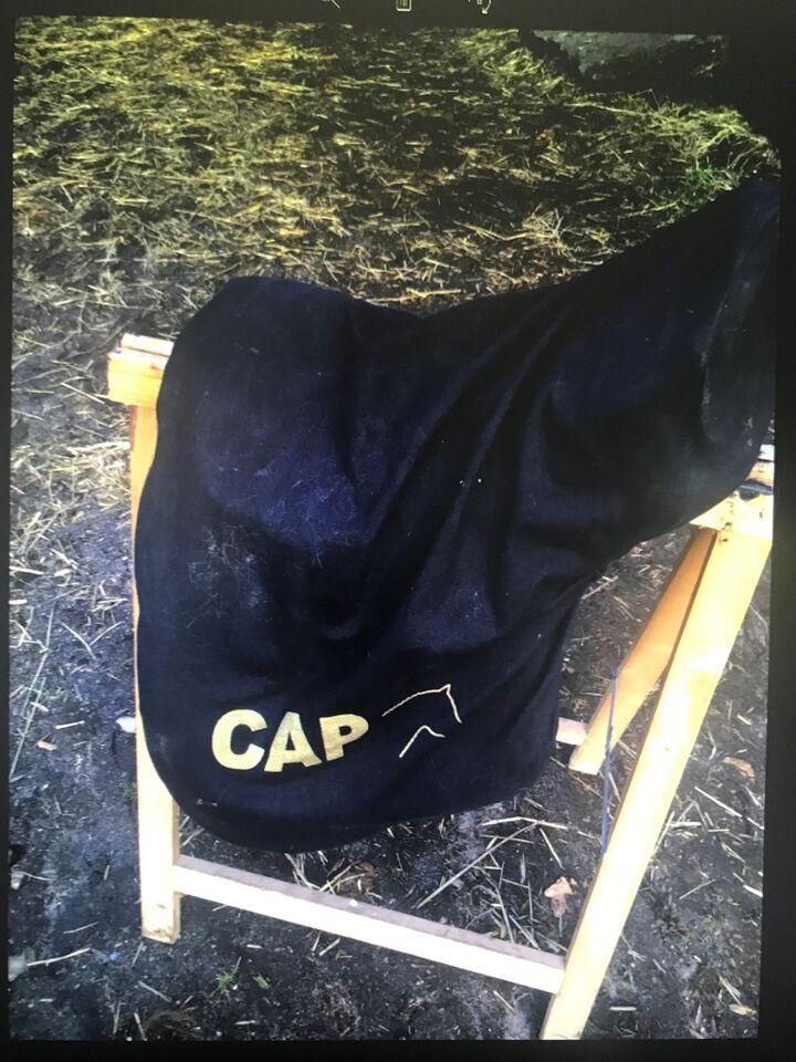 Kombisadel, 16 tommer , CAP