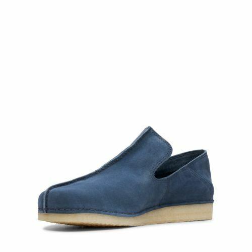 Clarks Clarks Clarks Originals Uomo Ashton Skye Deep blu Casual scarpe 26139664 a9454e