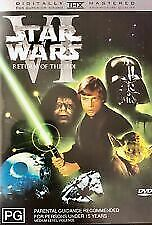 Star Wars - Episode VI - Return Of The Jedi (2004 version, DVD) NOT EX RENTAL