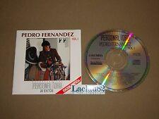 Pedro Fernandez Personalidad 20 Exitos 1994 Columbia Cd Mexico