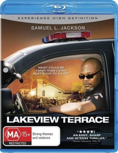 1 of 1 - Lakeview Terrace (Blu-ray, 2009)Samuel L Jackson*Terrific Condition