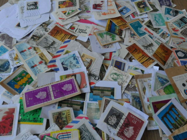 WORLDWIDE 80 GRAMS SORTED USED STAMPS CHARITY KILOWARE COLLECTION MIXTURE LOT 04