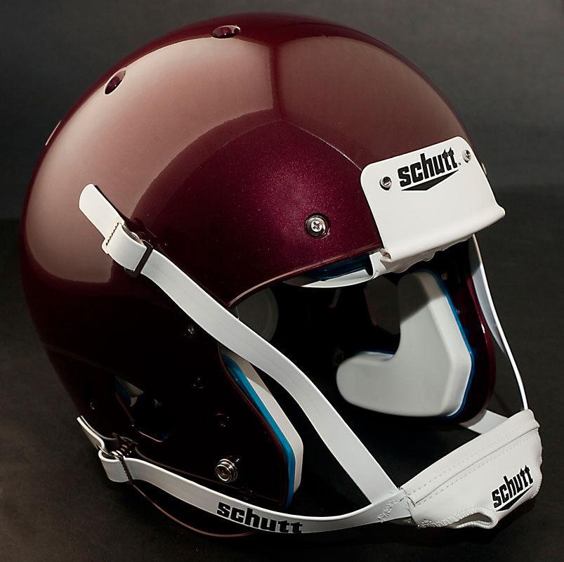 Schutt AiR XP Football Helmet ADULT LARGE (color  PRO-GLOSS MAROON) NEW