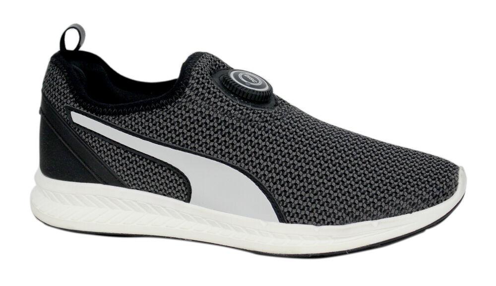 Puma Disco Manica Ignite Maglia da men Infilare black grey shoes Sportive