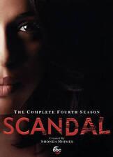 Scandal: Season 4, DVD, Kerry Washington, Scott Foley, Tony Goldwyn, Katie Lowes