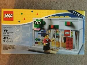 LEGO NEW amp SEALED Exclusive LEGO Brand Retail Store   40145 - <span itemprop='availableAtOrFrom'>Whitstable, Kent, United Kingdom</span> - LEGO NEW amp SEALED Exclusive LEGO Brand Retail Store   40145 - Whitstable, Kent, United Kingdom