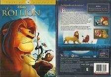 RARE / DVD - WALT DISNEY : LE ROI LION / NEUF EMBALLE NEW SEALED EDITION DIAMANT