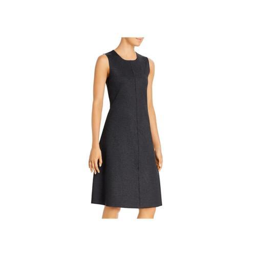 Kenneth Cole New York Womens Pinstripe Fit /& Flare Wear to Work Dress BHFO 8058