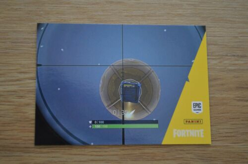 PANINI Fortnite série 1 trading cards common /& UNCOMMON Détail cartes Choisir