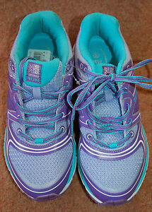 Lilac Lace Gym Up Kerrimore Trainers New Sports amp; Excel Sz 5 6 D30 Aqua Run ZHYqnz