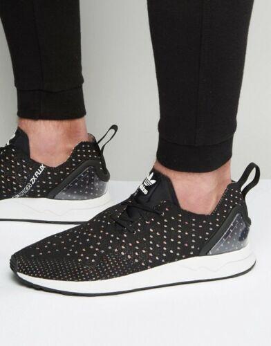 Paniers Primeknit Adidas Originals Homme ZX Flux asymétriques S76368 PVC 110 €