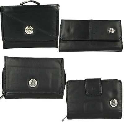 56ec614650e1d0 Ladies Genuine Leather Compass Purse 3 Colours to Choose From Pur320 ...