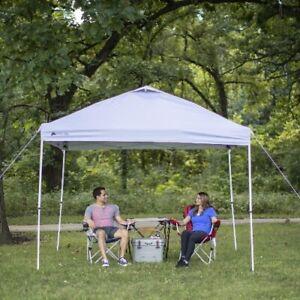 Ozark Trail 10 X 10 Straight Leg Instant Canopy