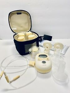 Medela Freestyle Hands Free Double Electric Breast Pump W Cooler