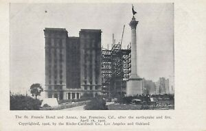 SAN-FRANCISCO-CA-St-Francis-Hotel-and-Annex-After-1906-Earthquake-and-Fire-udb