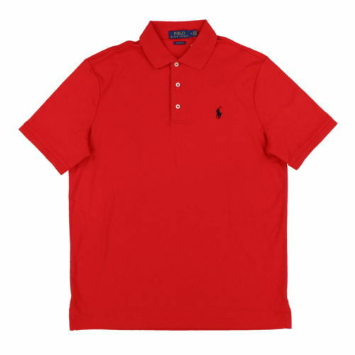 Ralph 3 Red Classic Lauren Fit Logo Camicia Polo sm Button xlarge xwqZFYdwA