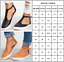 Womens-Summer-T-Strap-Pumps-Flat-Sandals-Ankle-Buckle-Casual-Beach-Shoes-Size thumbnail 4