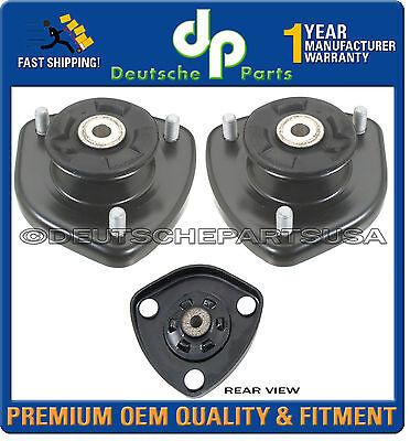 Suspension Strut Shock Mount Mounts 33506787178 Fits BMW F25 F26 X3 X4 Set of 2