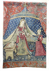 """WALL TAPESTRY Unicorn Tapestry Wall Hanging 44""""x26"""" Home Decor Free Tassels"""