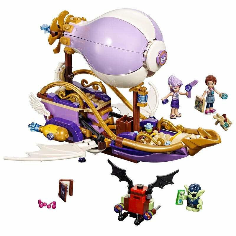 """LEGO Elves 41184 """"Airas luftskib og amuletjagten"""""""