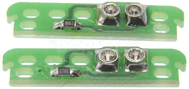 Diesel Fuel Injector Driver Module Resistor Dorman 904-107
