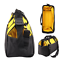 thumbnail 5 - 16 Inch Tool Bag Hard Bottom, Shoulder Strap, Heavy Duty Tool Case, Carry Handle
