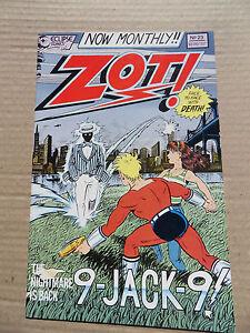 Zot-23-Eclipse-1988-VF