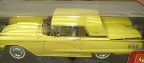"118 1960 Ford Thunderbird hard top , in the box, ""AS IS"""