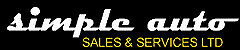 Simple Auto Sales