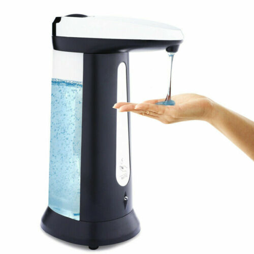 New Automatic Soap Dispenser Touch-less Battery Operated Water-Resistant