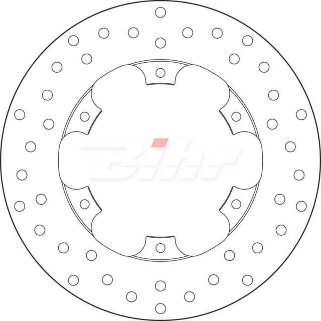 Disco de freno Brembo 68B407L5