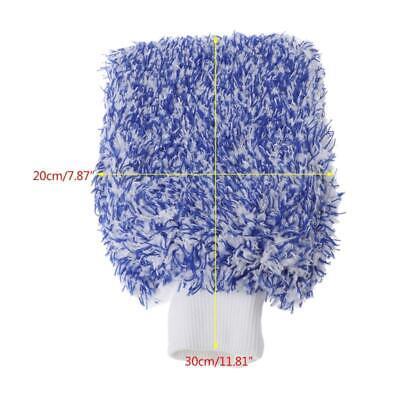 Car Care Glove Plush Soft Microfibre Wash Mitt Microfiber Auto Cleaning Cloth