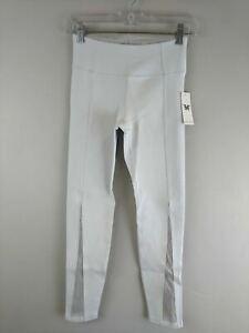 Women's Heroine Sport Affinity Legging Size-S Color- White
