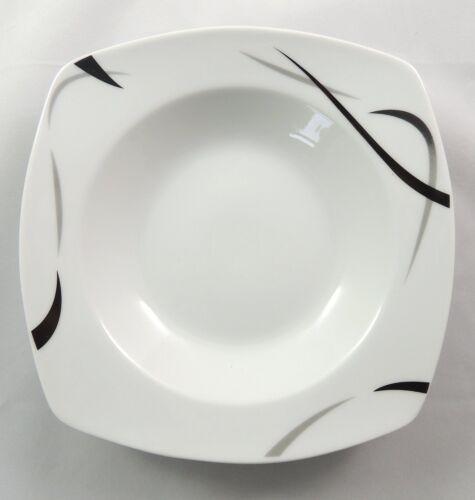 """Porcelaine de Table Service essservice 40tlg 42tlg 30tlg /""""Black Light/"""" 28tlg"""