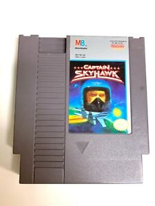 Captain-Skyhawk-ORIGINAL-NINTENDO-NES-GAME-Tested-WORKING-amp-Authentic
