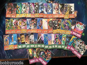 yugioh orica anime yugi muto battle city duelist kingdom deck leggi