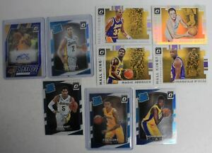 PANINI-Signature-Series-Ronny-Turiaf-Lakers-2018-Optic-21-25-w-Others-Cards