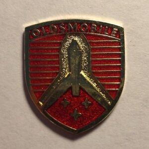 Vintage-Oldsmobile-Olds-Small-Badge-Emblem-Rocket-Service-nos-oem-Automobile