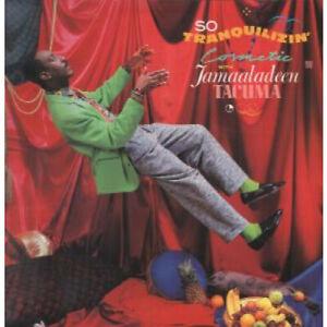 JAMAALADEEN-TACUMA-So-Tranquilzin-039-LP-VINYL-Germany-Gramavision-8-Track