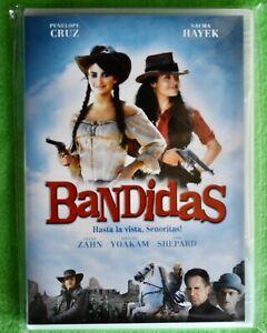 DVD tardasse a nastro (2007) Penelope Cruz, Salma Hayek, come nuovo, audio de en