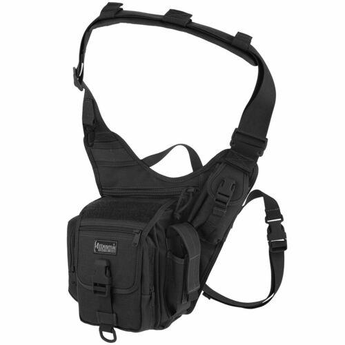 Maxpedition 0403B Black Maxpedition Fatboy Versipack Shoulder Gear Bag//Pack